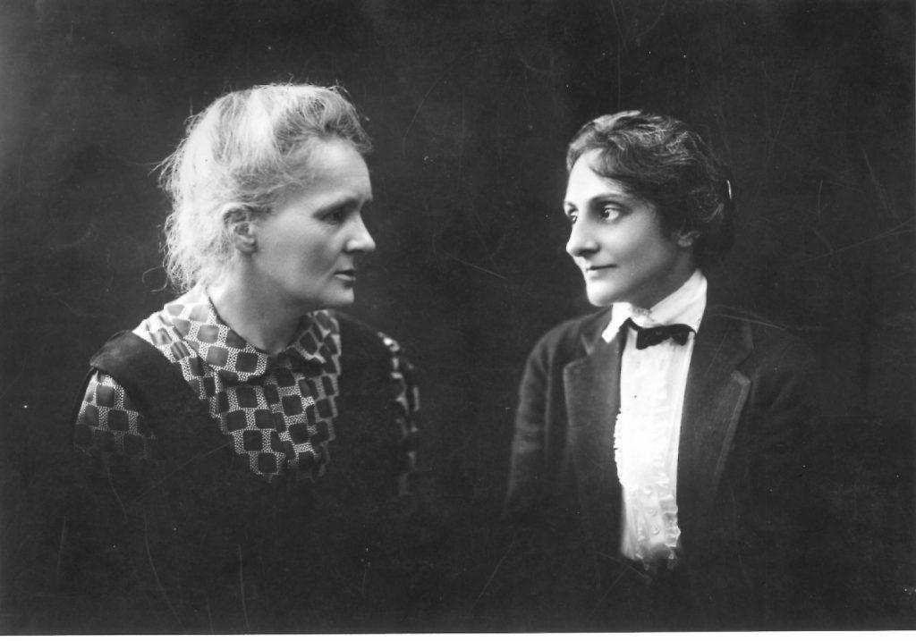 Marie Curie aux Etats-Unis (1921) : le voyage qui a changé l'histoire des  sciences - LAUMA